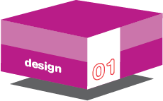 Design pillar icon